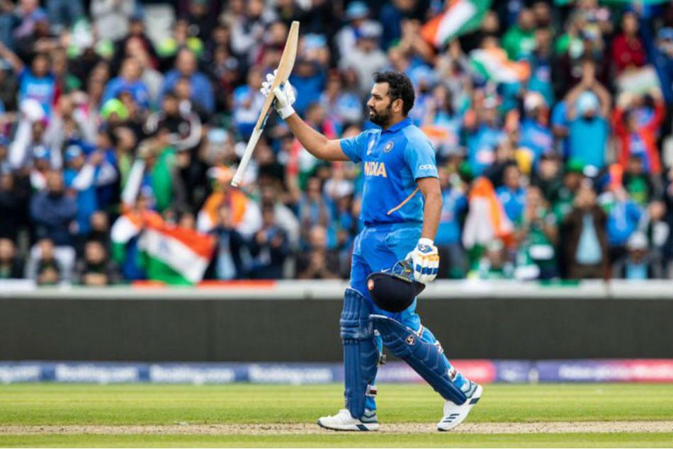 ICC World Cup: New father Rohit Sharma enjoying 'good phase' of his life