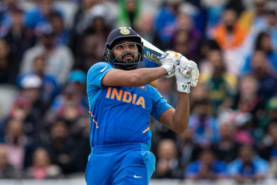 Rohit smashes most international sixes by an Indian, breaks MS dhoni record