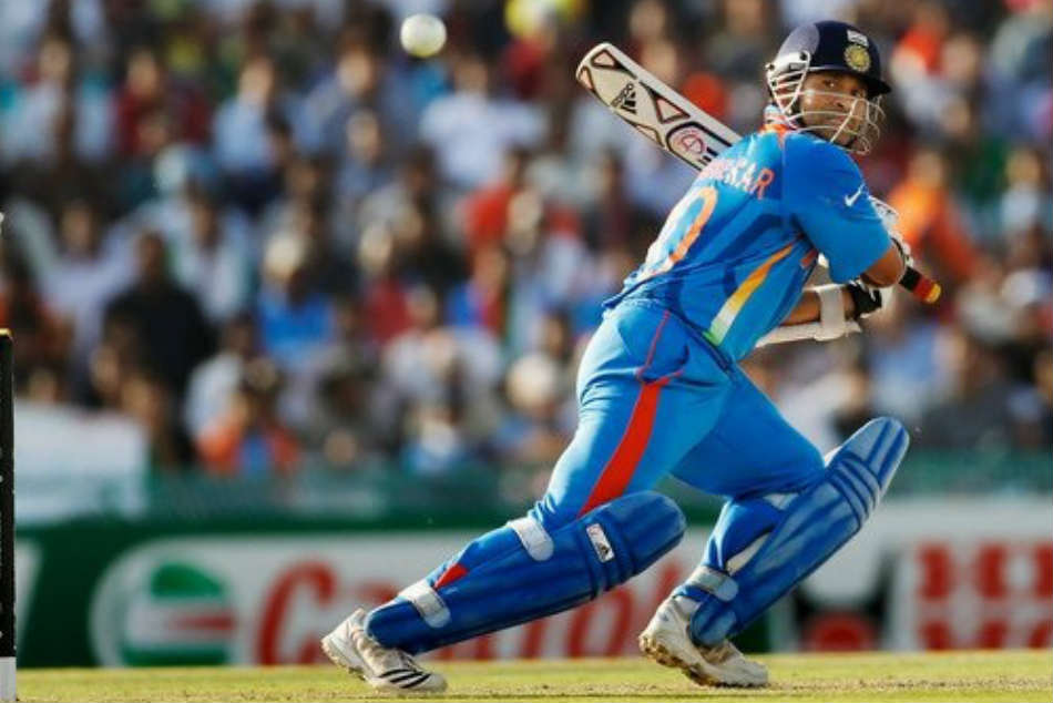 Sachin relives Indias battle against Australia in 2011 World Cup
