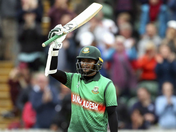 Icc Cricket World Cup Shakib Al Hasan Already The Man Of The Series