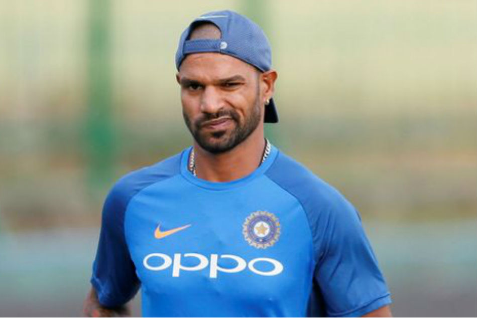 ICC World Cup: Shikhar Dhawan starts training with fractured thumb