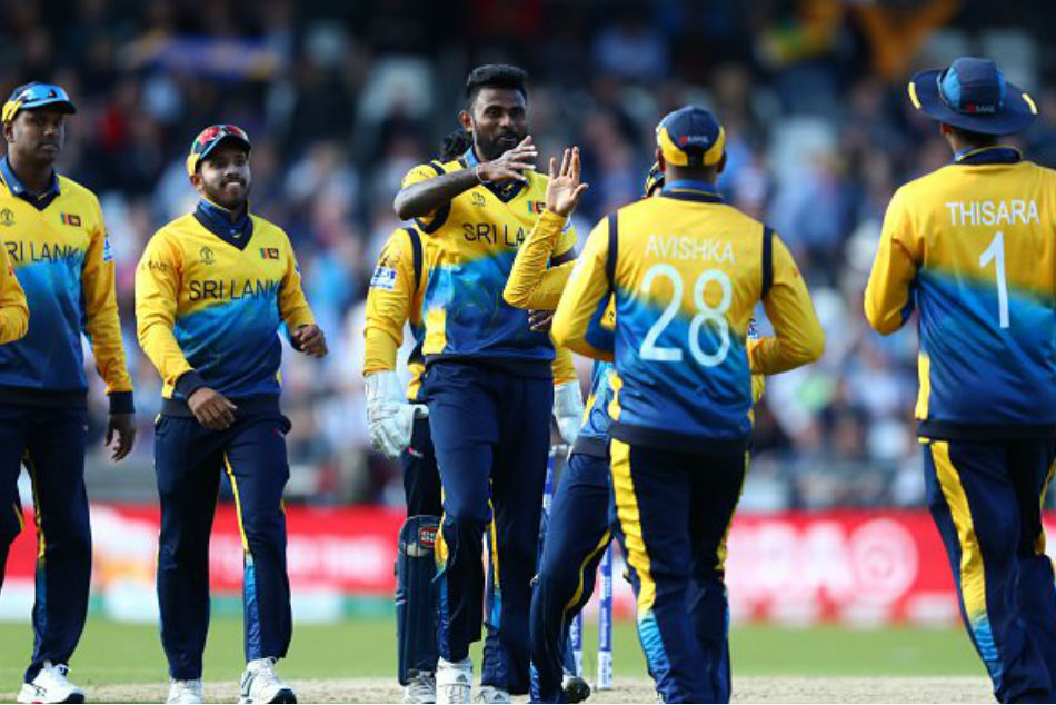ICC World Cup: Sri Lanka to carry on wearing 'lucky' yellow World Cup shirts