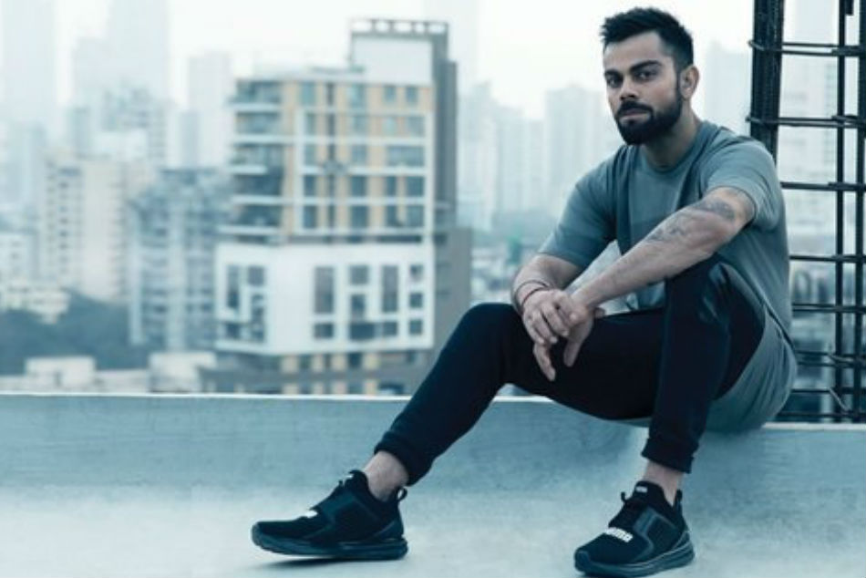 Kohli Lone Cricketer In Forbes List Of Highest Paid Athletes