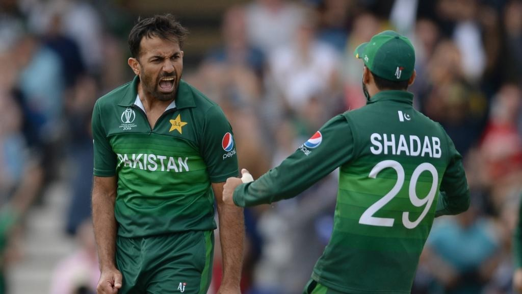 England vs Pakistan, Match 6 - Live Cricket Score