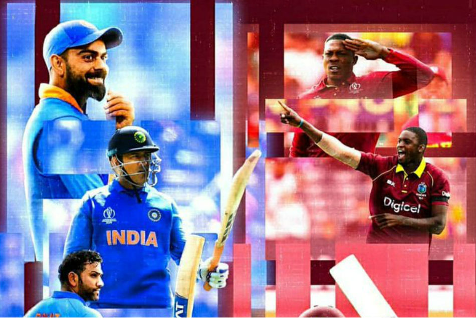 World cup 2019: West Indies vs India, Head to head statistics