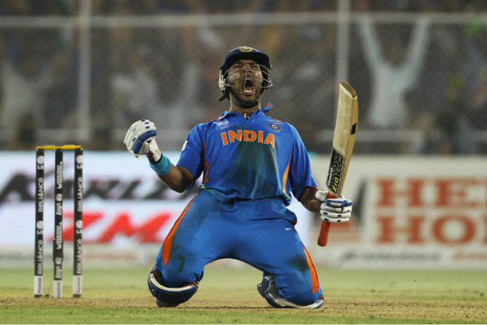 2011 World Cup hero Yuvraj Singh retires from international cricket