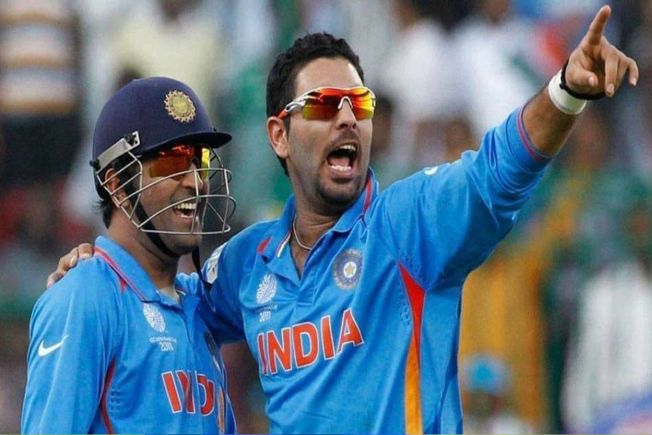 Yuvraj Singh And Ms Dhoni S Age Old Alleged Rift