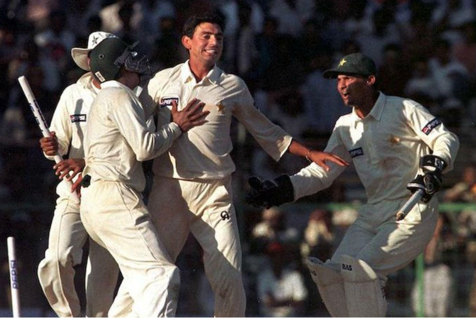 Pakistan fans pick 1999 Chennai Test win against India as greatest of Pakistan