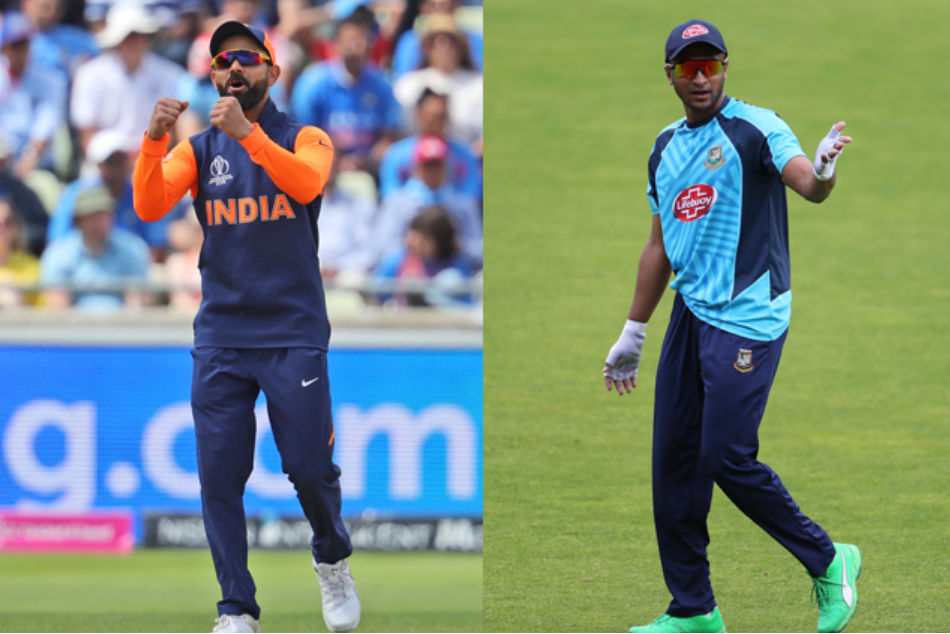 World Cup 2019 Bangladesh Vs India Match 40 Preview