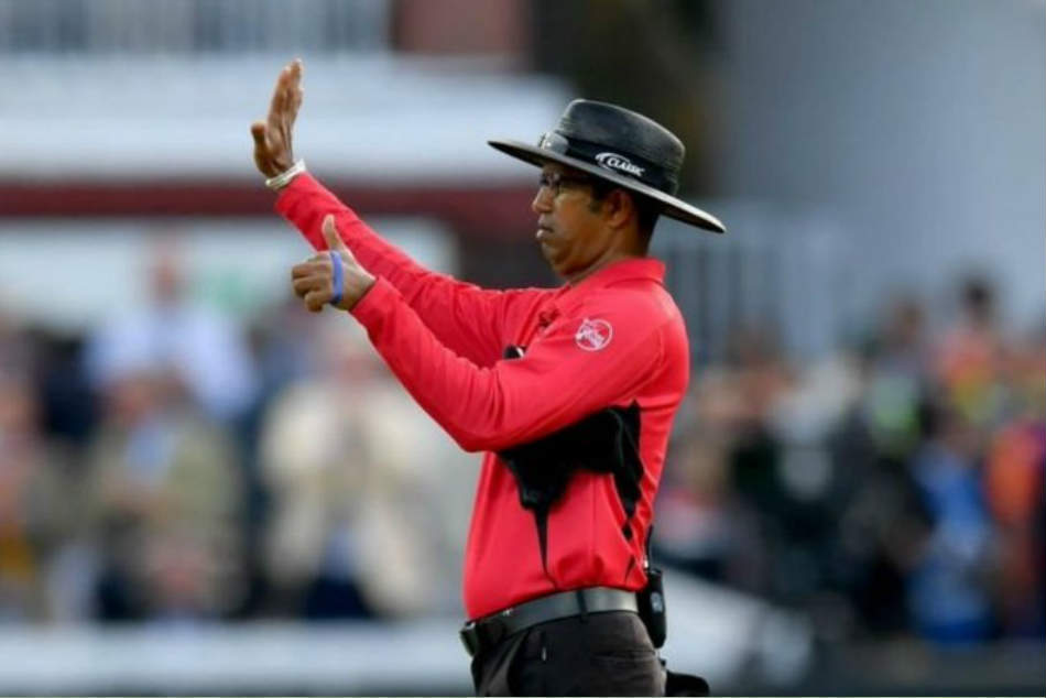 Dharmasena Admits To Judgemental Error In World Cup Final