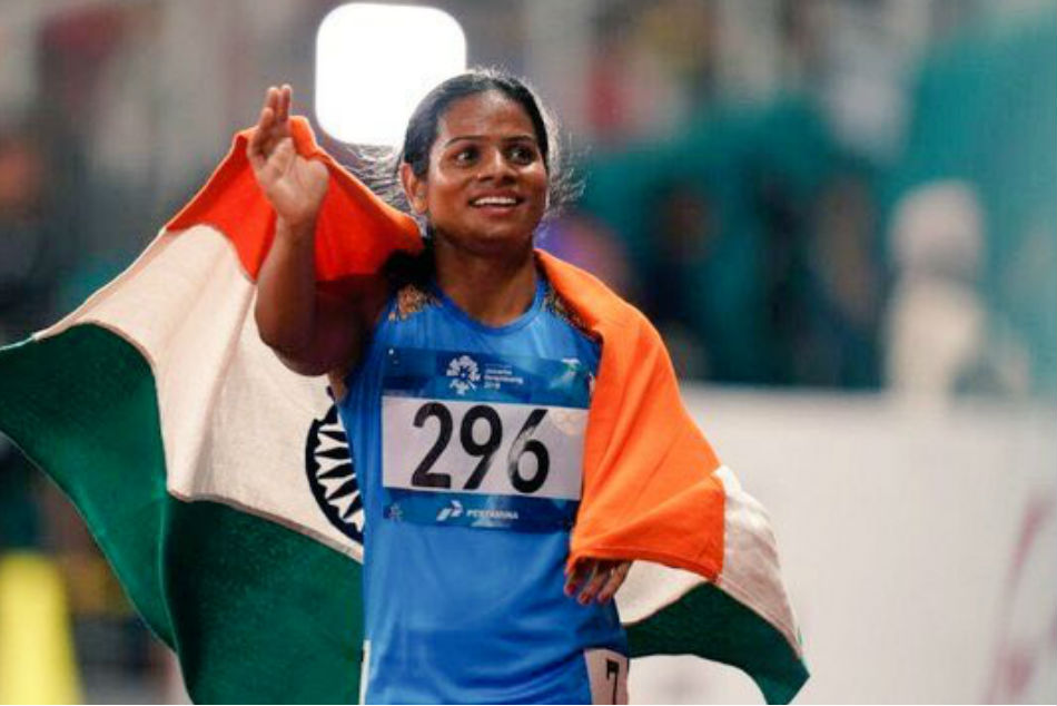 Dutee Chand wins historic 100m gold in World University Games