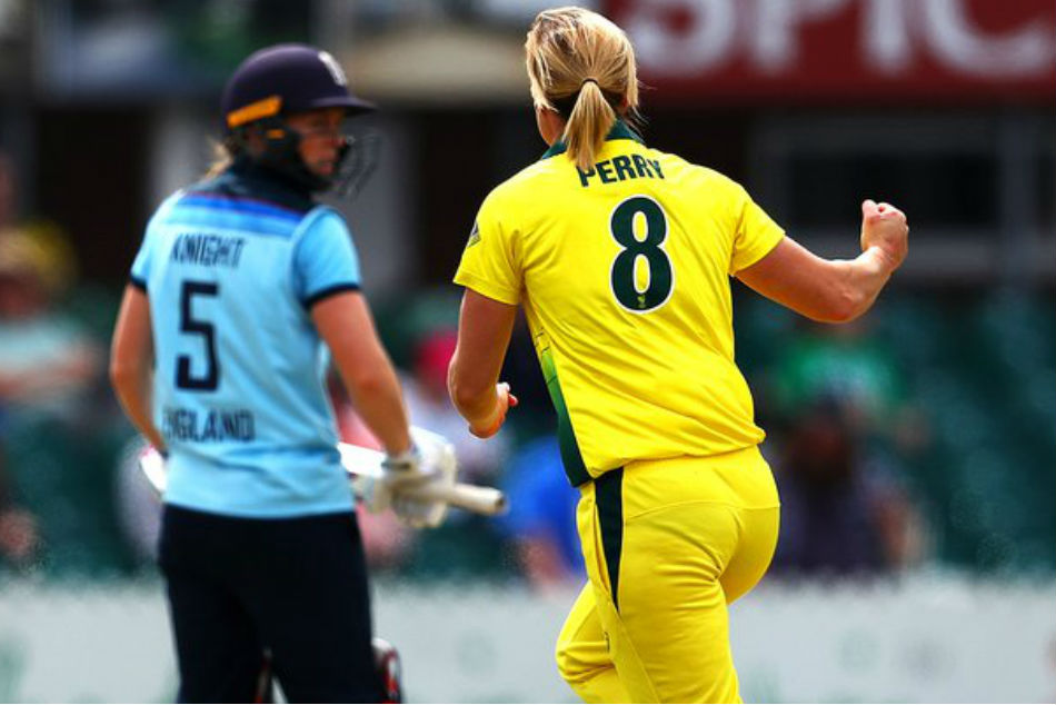 Ellyse Perry becomes first cricketer to reach 1000 runs, 100 wickets in T20Is
