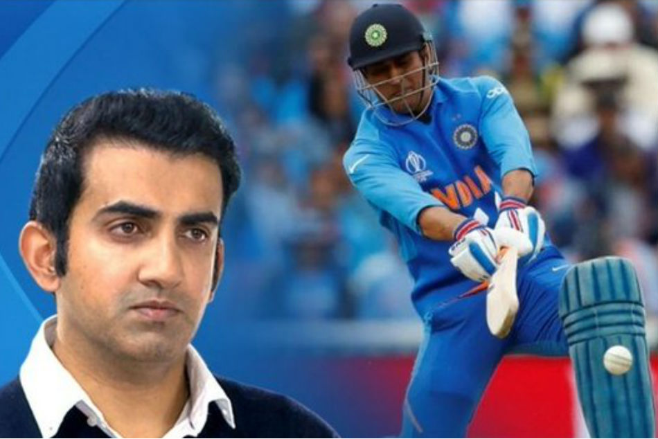 Dhoni to make way for youngsters like Pant and Samson: Gautam Gambhir