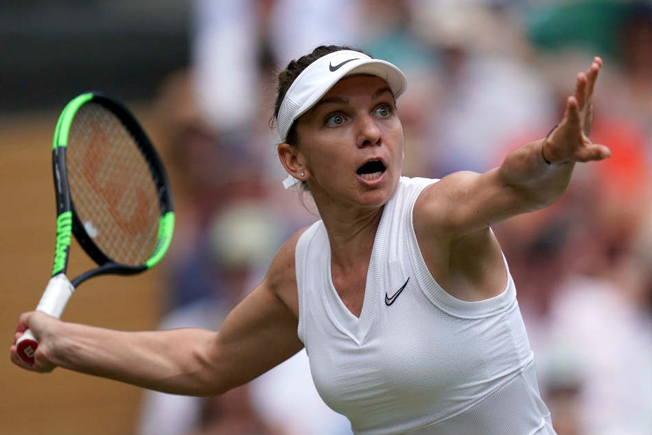 Halep Beats Svitolina Reaches Wimbledon Final