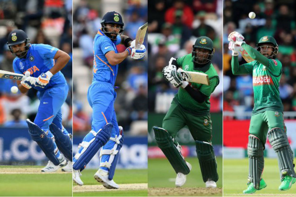 World Cup: interesting nuggets about India vs Bangladesh match