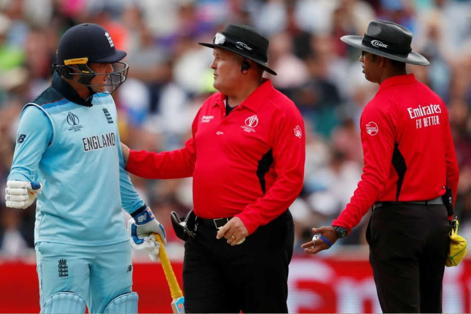 ICC CWC 2019: Jason Roy fined for showing dissent at umpires decision