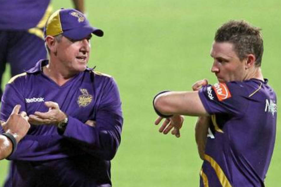 Kolkata Knight Riders Rope In World Cup Winning Coach Trevor Bayliss