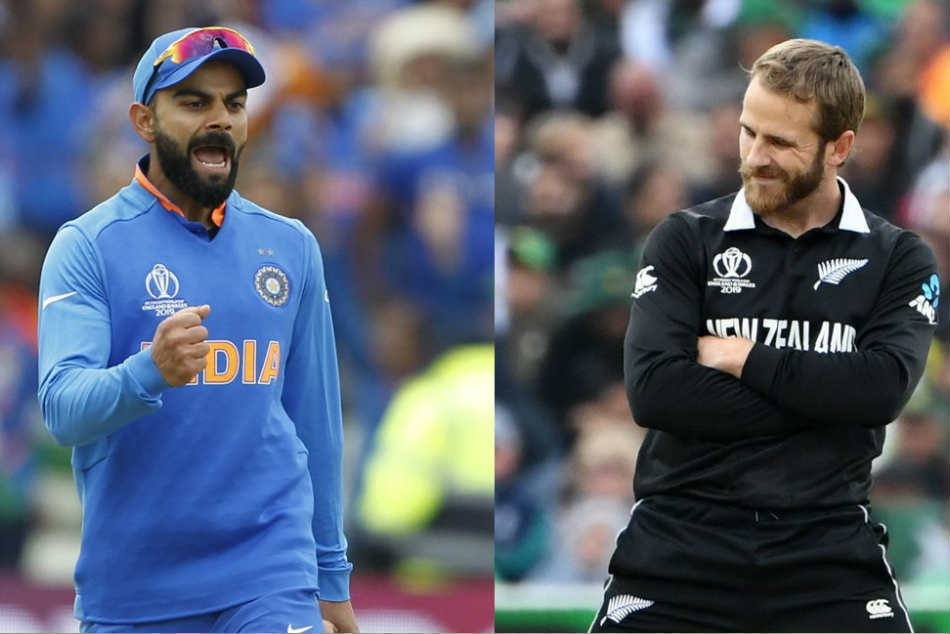 ICC World Cup 2019: Kohli and Kanes World Cup reunion