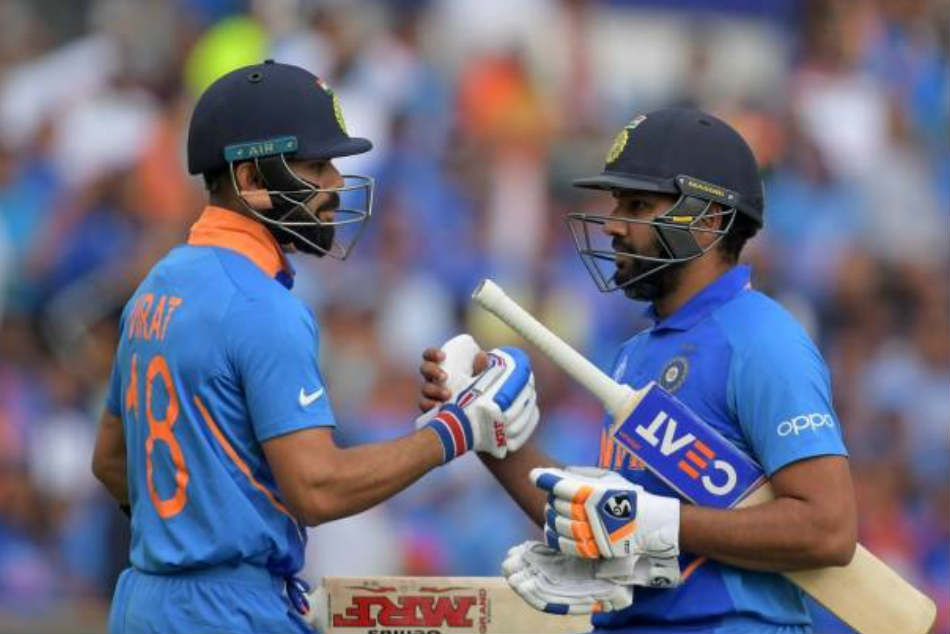 Kohli Remains On Top But Rohit Bridges Gap In Odi Rankings