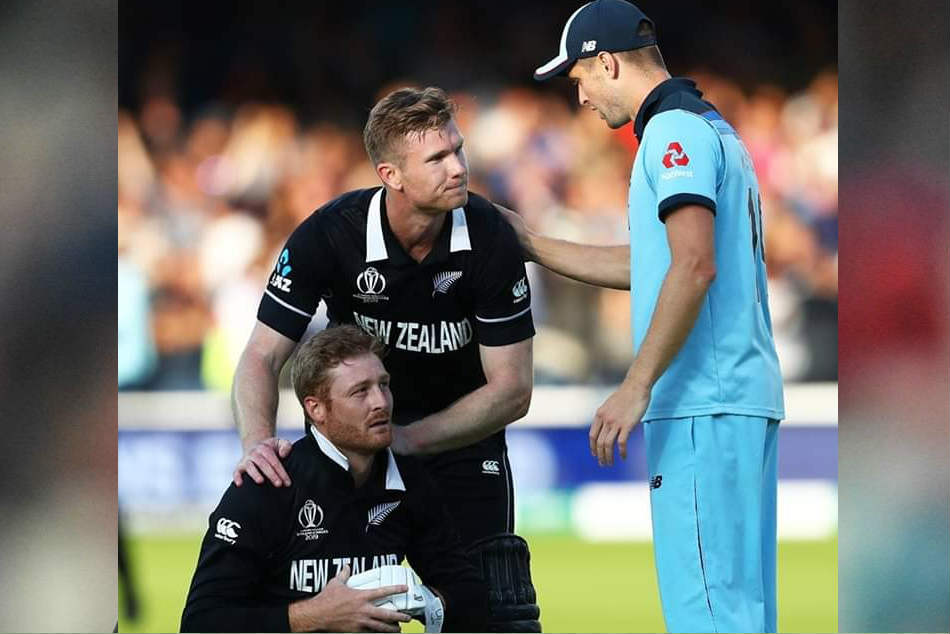 Take up baking, not sport: Neesham to kids post WC loss