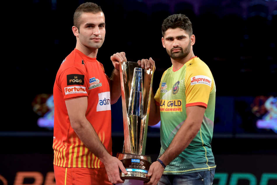 Top Five raiders to look out for in Pro Kabaddi league 7