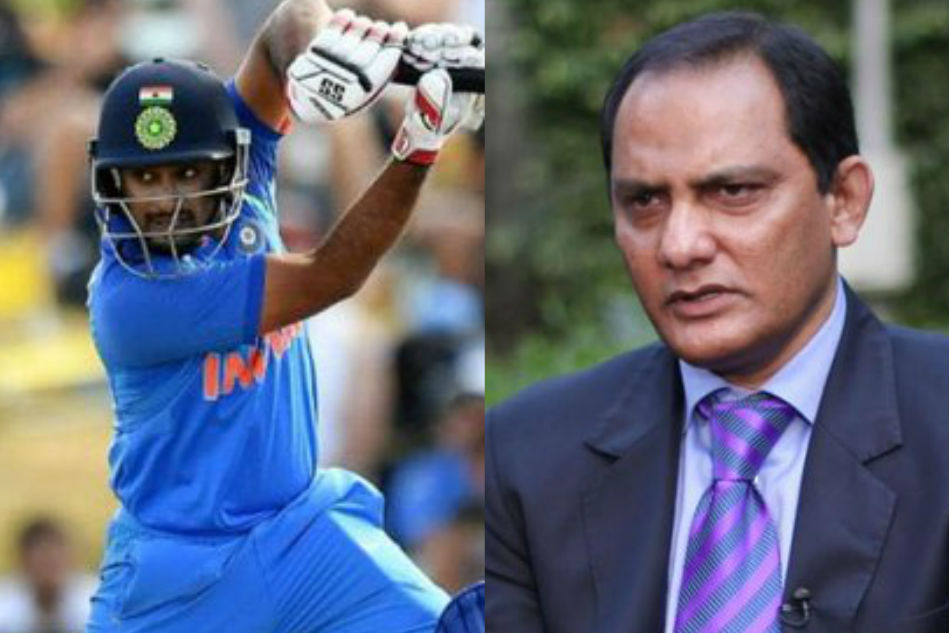 Azharuddin on chief selector's comment on Rayudu's exclusion
