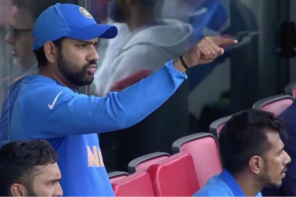 World Cup 2019: Rohit Sharma's heavy hearted message after India's semi-final exit