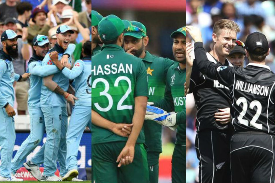 ICC World cup 2019: Points table variation chances