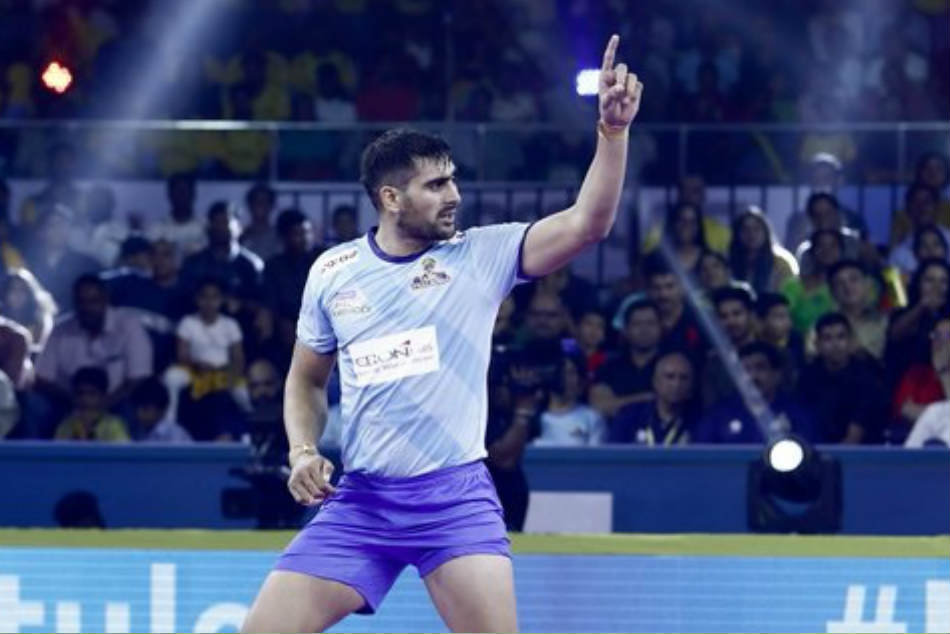 Pro Kabaddi League 2019: Tamil Thalaivas beat Telugu Titans by 39-26