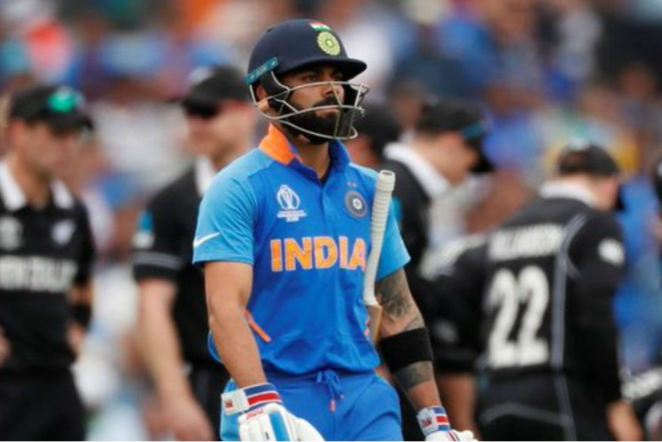 Virat Kohli Reacted On Icc World Cup Semi Final Loss