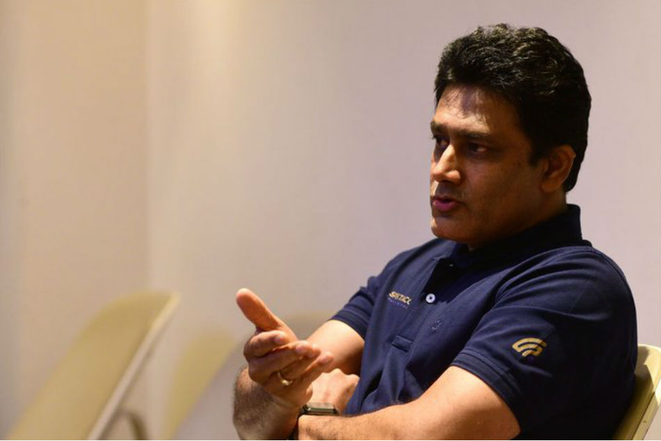 Anil Kumble Should be chairman selectors: Virender Sehwag