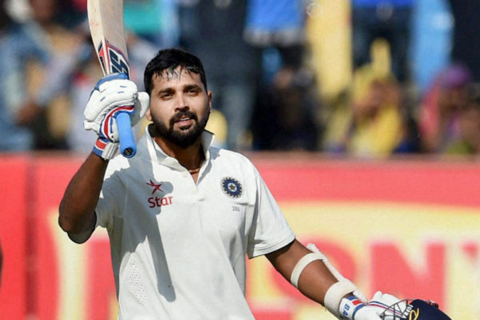 Title: Murali Vijay Playing For Somerset Team In England County