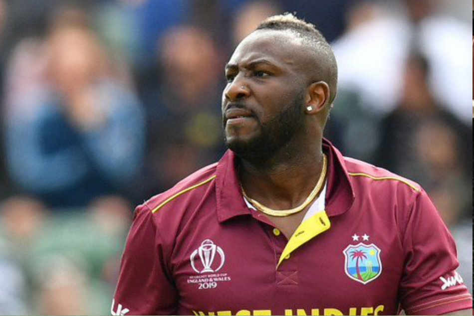 Jason Mohammed replaces Andre Russell