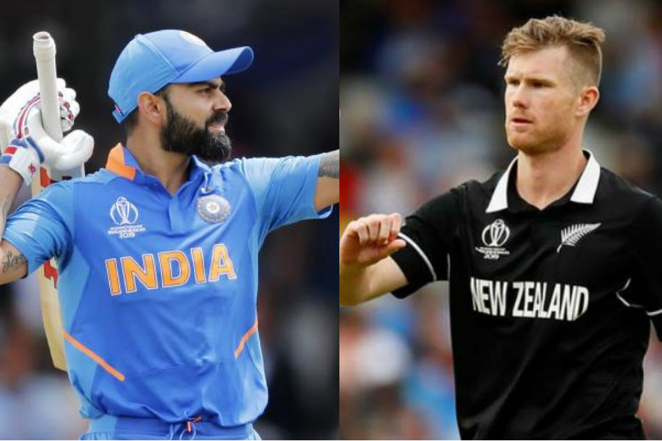Jimmy Neesham trolled after his joke on Virat Kohli backfires