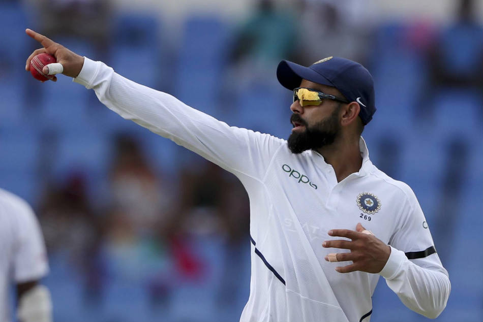 India vs West Indies: Virat Kohli surpasses Ganguly, equals Dhoni; Bumrah sets Asian record