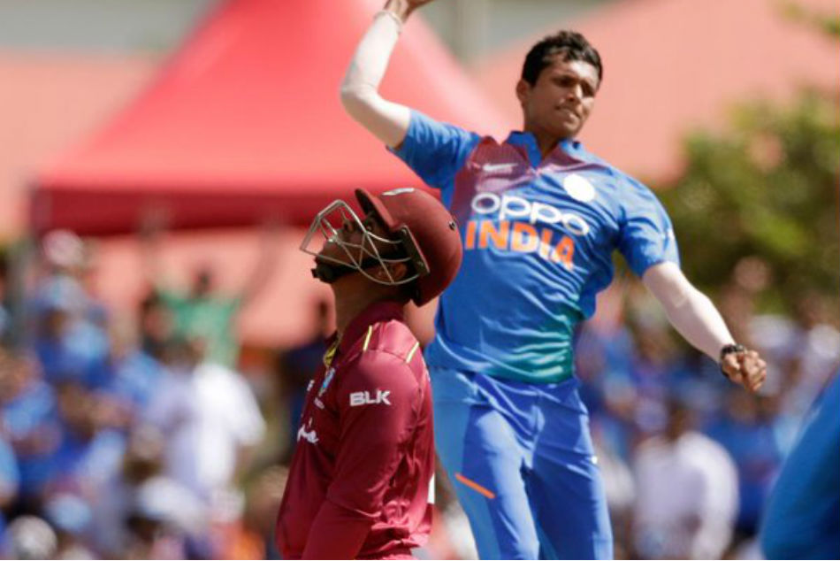 West Indies vs India, 1st T20I - Live Score-Match Report
