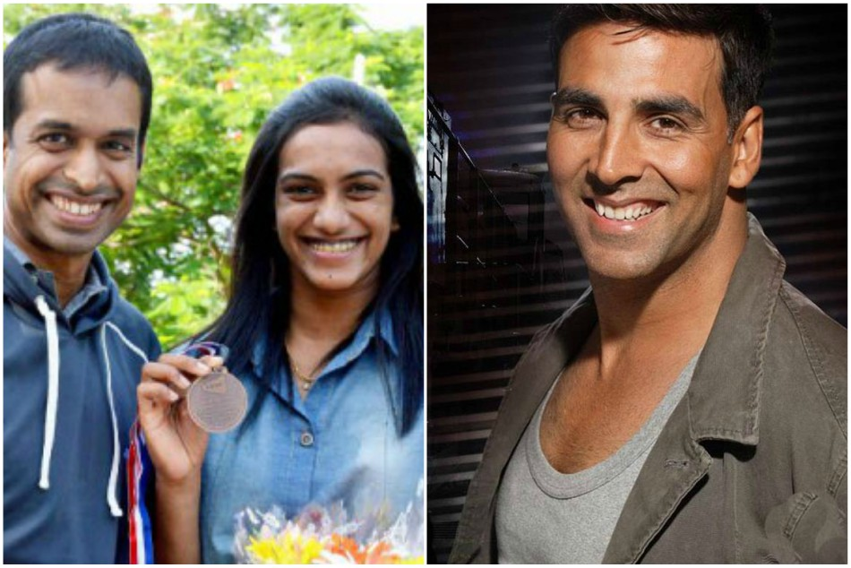 Akshay Kumar Likely To Play P.V Sindhu Coach Pullela Gopichand Character