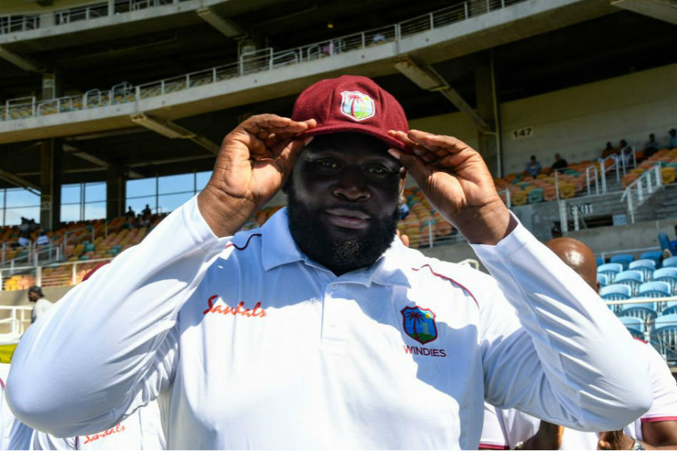 Who Is Rahkeem Conrwall Worlds Heaviest Cricketer From West Indies