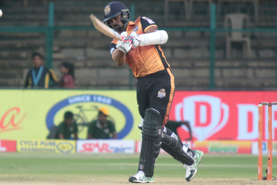 KPL 2019: Vinay Kumar leads from the front as Hubli Tigers progress to playoffs