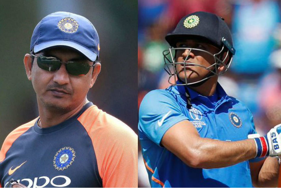 MS Dhoni at No 7 wasn't my decision alone, Says batting coach Sanjay Bangar