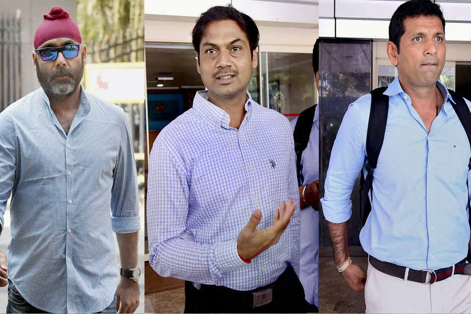 selectors led by MSK Prasad