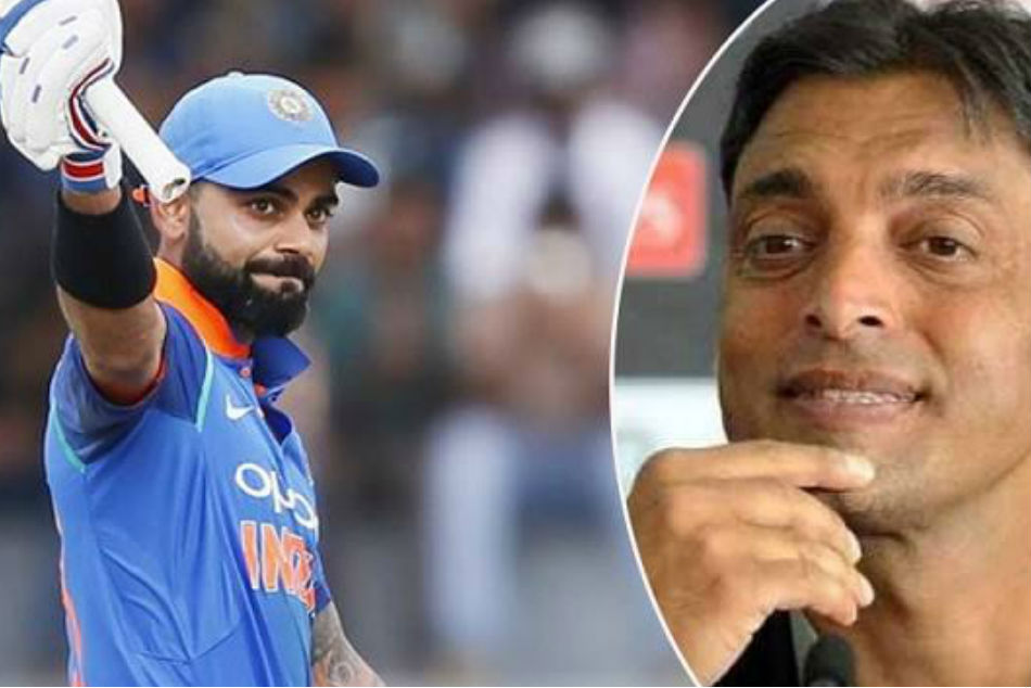 Should Rohit replace Kohli as India captain? Shoaib Akhtar gives answer