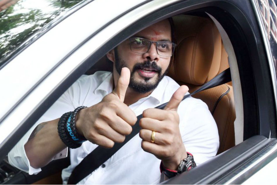 Sreesanth outlines ambition: 'I am only 36, have one year to make comeback'