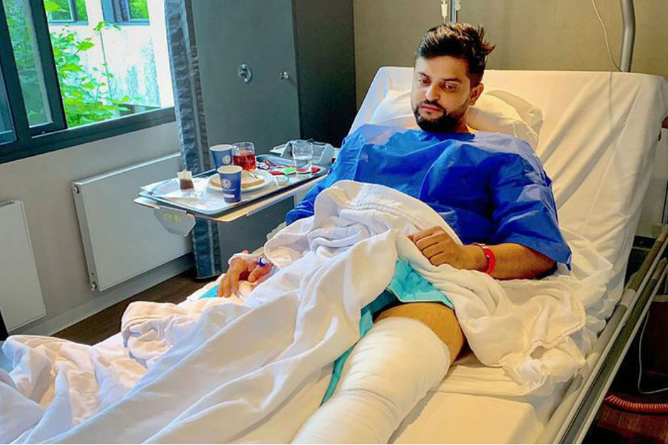 Suresh Raina undergoes knee surgery, out for better part of domestic season