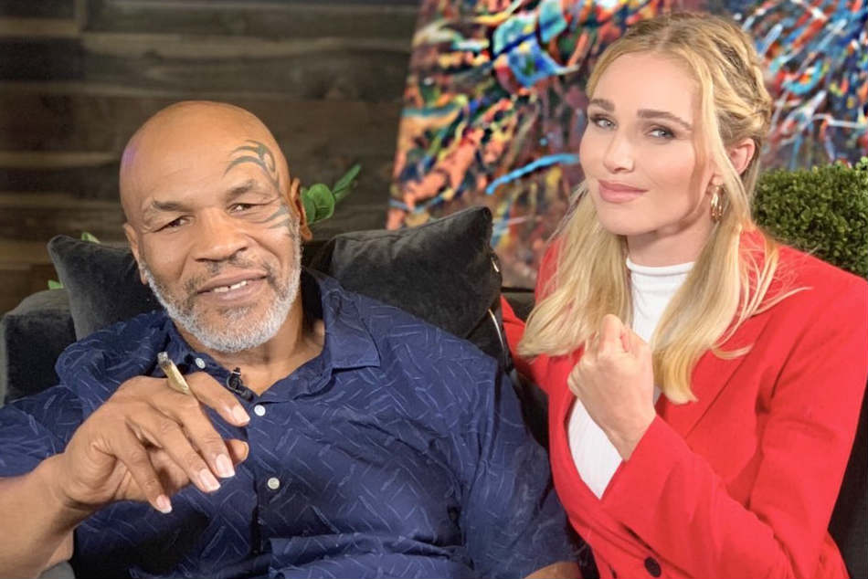 Mike Tyson Spends 28 Lakh Rupees On Weed Every Month