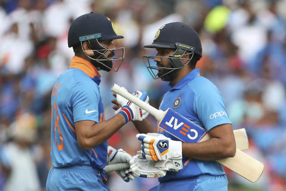 Virat And Rohit On Verge Of Creating Another Partnership Record