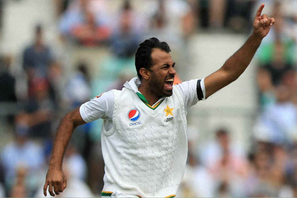 Wahab Riaz Test Cricket