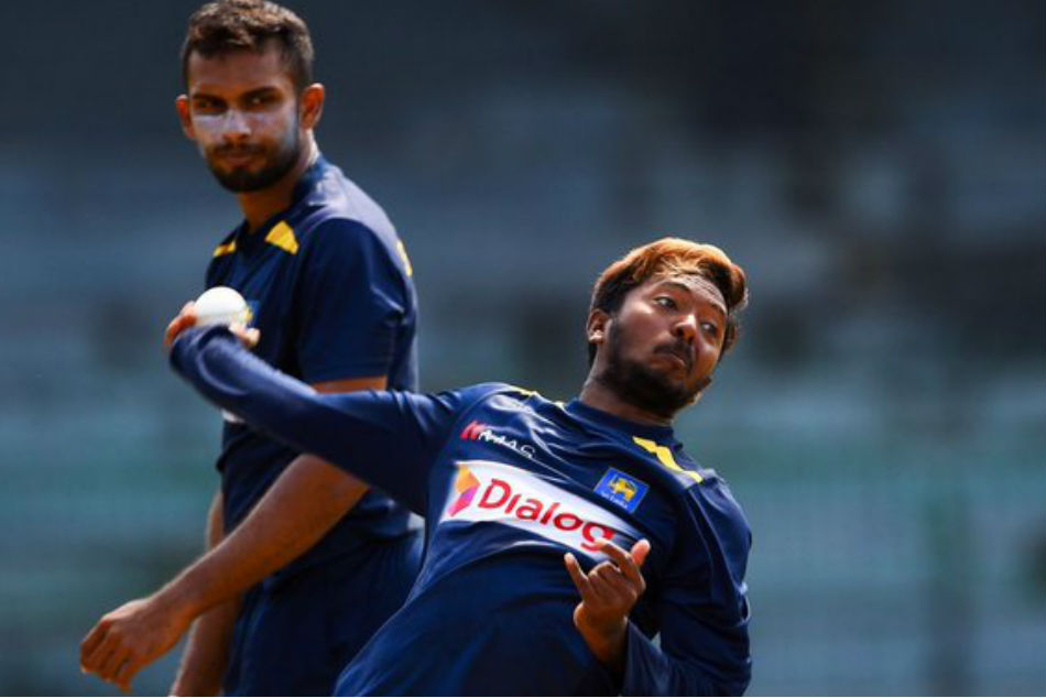 ICC bans Lankan spinner Akila Dananjaya for illegal bowling action