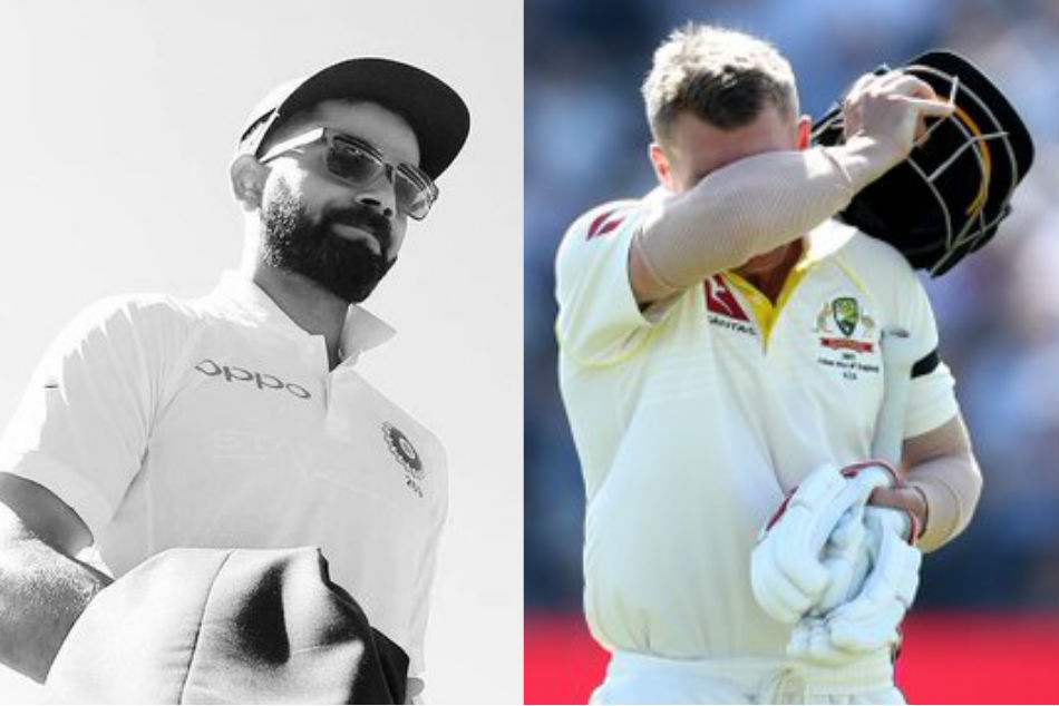Ashes 2019: David Warner joins Virat Kohli in unwanted