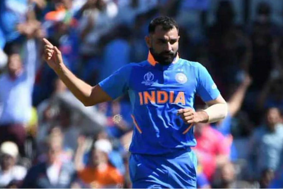 Arrest warrant issued against Indian seamer Mohammed Shami